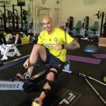 Pulsmessung im Gym