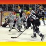 Pulsmessung beim Eishockey