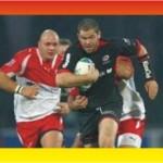 Pulsmessung beim Rugby