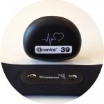 acentas Performance Monitor mit Movesense Kontakten